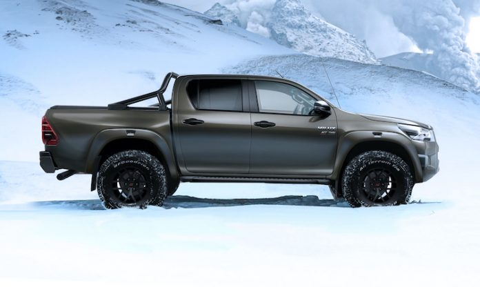 2021 Hilux AT35