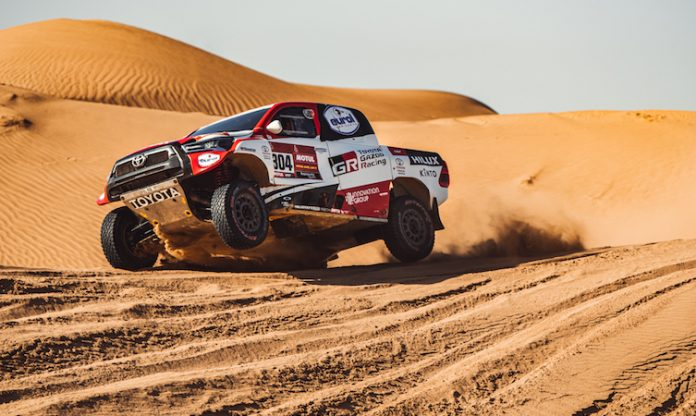 Dakar Hilux 2021